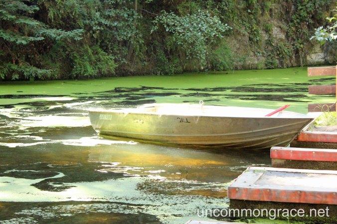 UG Rowboat