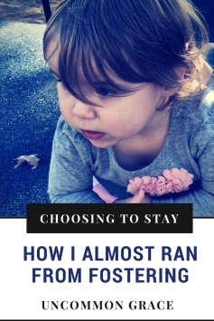 Choosing to Stay Pinterest